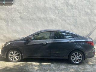 Chính chủ bán Hyundai Accent đời 2013, màu xám, xe nhập