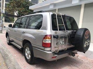Cần bán gấp Toyota Land Cruiser năm 2000, xe nhập