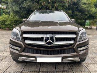 Cần bán gấp Mercedes-Benz GL400 sản xuất năm 2014, xe còn mới