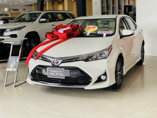 Toyota Altis mẫu cải tiến 2020