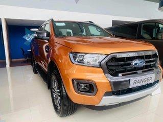 Ford Ranger Wildtrak - chiếc bán tải với công nghệ SUV cao cấp
