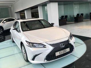 [SIÊU ƯU ĐÃI] Lexus ES250 2020 new giá tốt nhất tại Miền Bắc, Bảo hành vàng cùng hàng loạt phụ kiện chính hãng