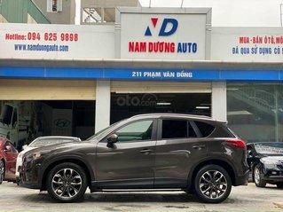 Cần bán xe Mazda CX5 đời 2016, màu nâu