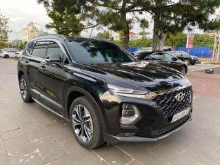 Hyundai Santa Fe model 2020 số tự động, SX 2019