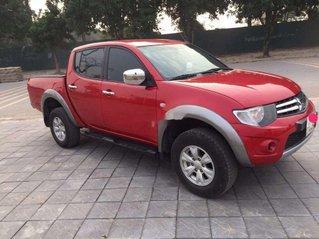 Bán Mitsubishi Triton 2011, màu đỏ, nhập khẩu nguyên chiếc còn mới