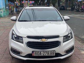 Bán Chevrolet Cruze 2016, màu trắng, xe nhập