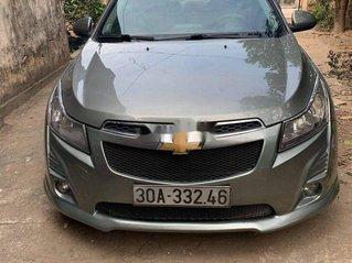 Bán Daewoo Lacetti năm sản xuất 2011, màu xám, xe nhập, giá tốt