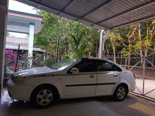 Cần bán lại xe Daewoo Lacetti đời 2007, màu trắng, nhập khẩu nguyên chiếc