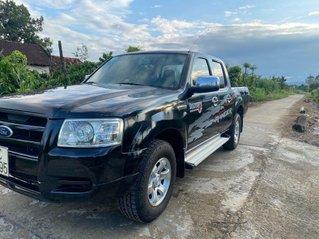 Cần bán Ford Ranger sản xuất 2007, màu đen chính chủ
