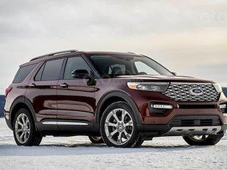 Cần bán nhanh với giá ưu đãi chiếc Ford Explorer đời 2020, giao nhanh toàn quốc