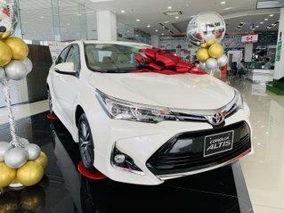 Cần Thơ - Altis tặng 2 năm bảo hiểm + khuyến mãi gói 25 triệu tại Toyota Ninh Kiều