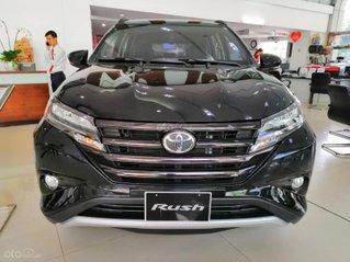 Toyota Rush giá tốt nhất miền Bắc, hỗ trợ ưu đãi cực hót, đủ màu giao ngay