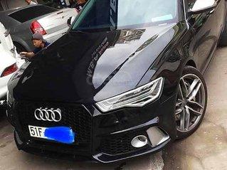Cần bán Audi A6 năm 2015, màu đen, nhập khẩu
