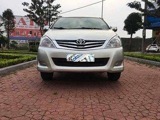 Bán Toyota Innova G sản xuất năm 2007, màu bạc, xe còn mới