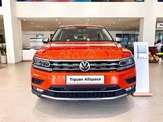 Xe Volkswagen Tiguan Luxury cam nổi bật đẹp mắt - khuyến mãi 120 triệu đồng + quà tặng phụ kiện chính hãng