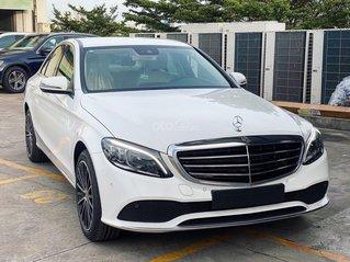 Xe Mercedes C200 Exclusive 2020 thông số, giá lăn bánh (11/2020) giảm tiền mặt, tặng bảo hiểm, 02 năm bảo dưỡng