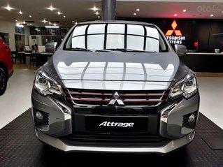 Mitsubishi Attrage giảm giá 23 triệu, quà tặng hấp dẫn, thủ tục vay nhanh chóng, giao xe ngay