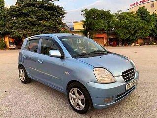 Cần bán lại xe Kia Morning đời 2007, màu xanh lam, nhập khẩu nguyên chiếc