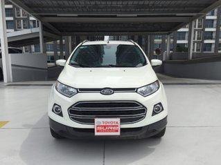 Cần bán xe Ford EcoSport 1.5AT Titanium 2016 màu trắng xe gia đình HCM đi 34.900km - xe cũ chính hãng giá tốt