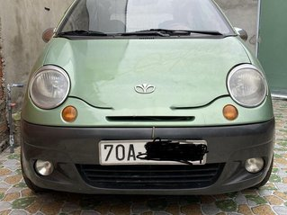 Cần bán lại xe Daewoo Matiz đời 2007, xe nhập