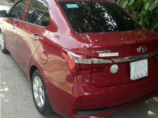 Cần bán lại xe Hyundai Grand i10 sản xuất năm 2018, màu đỏ