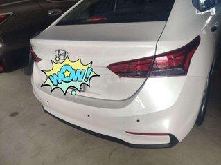 Bán ô tô Hyundai Accent đời 2020, màu trắng, giá chỉ 460 triệu