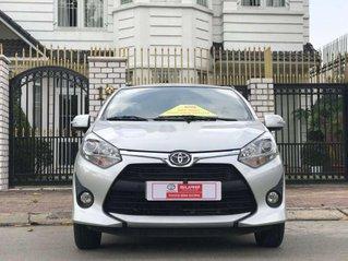 Bán xe Toyota Wigo 2019, màu bạc