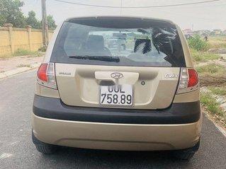Bán xe Hyundai Getz sản xuất năm 2010, màu vàng, nhập khẩu nguyên chiếc, 175tr