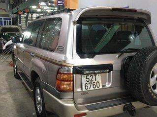 Bán Toyota Land Cruiser sản xuất năm 2002, 295tr