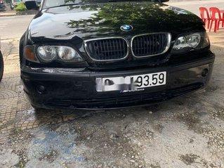 Cần bán xe BMW 3 Series 318i năm 2002, màu đen