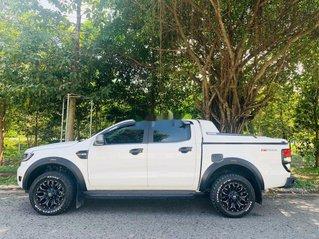 Bán Ford Ranger đời 2017, màu trắng xe gia đình, giá chỉ 600 triệu