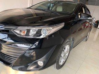 Bán Toyota Vios sản xuất 2019, màu đen, giá tốt