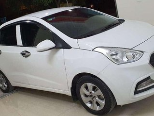 Cần bán Hyundai Grand i10 đời 2017, màu trắng, nhập khẩu chính chủ, giá chỉ 355 triệu