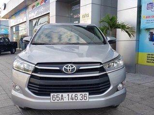 Bán Toyota Innova đời 2018, màu bạc, giá 628tr