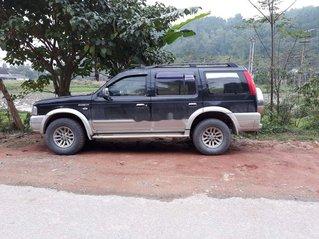 Cần bán xe Ford Everest năm sản xuất 2005, màu đen, 229tr