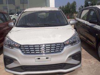 Thanh lý nhanh Suzuki Ertiga sản xuất năm 2020, màu trắng, xe nhập
