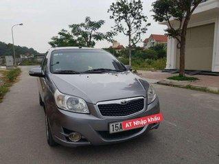 Bán xe Daewoo GentraX sản xuất năm 2011, màu xám, nhập khẩu Hàn Quốc số tự động, 210tr