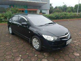 Bán Honda Civic 1.8MT sản xuất năm 2008, giá thấp, động cơ ổn định