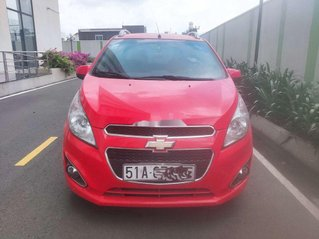 Bán xe Chevrolet Spark đời 2013, màu đỏ