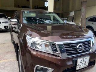 Cần bán xe Nissan Navara sản xuất 2016, màu nâu, nhập khẩu, giá tốt