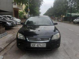 Cần bán lại xe Ford Focus sản xuất năm 2005, màu đen, xe nhập số tự động, giá tốt