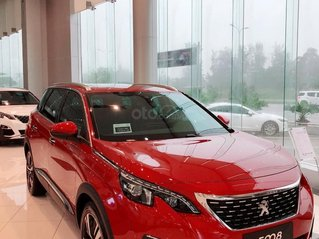 [Peugeot Hà Nội ]  SUV Peugeot 5008 thế hệ hoàn toàn mới - Màu đỏ tối thượng