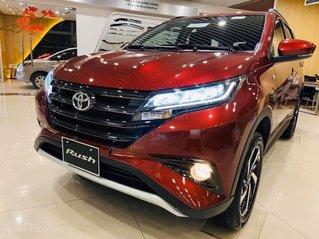 """""""Hot"""" Toyota Rush 2020 1.5S AT, tặng 2 năm bảo hiểm, 633tr - chỉ từ 180tr nhận xe ngay"""