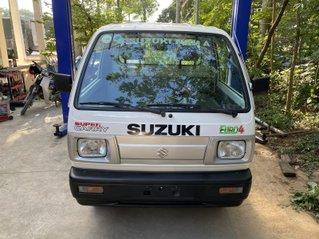 Bán xe Suzuki tải thùng lửng đời cuối 2018, odo 37000km