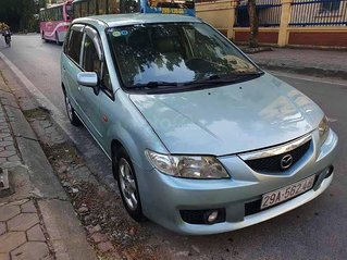 Bán Mazda Premacy năm 2003, màu xanh lam còn mới, giá chỉ 163 triệu