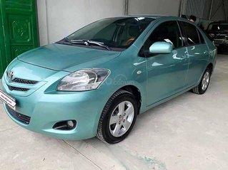 Cần bán xe Toyota Yaris năm 2007, màu xanh lam, nhập khẩu còn mới
