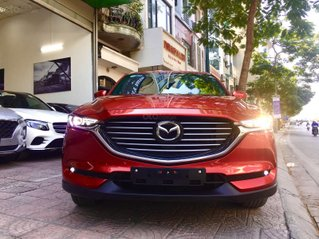 Bán Mazda CX-8 đời 2019, màu đỏ còn mới, giá tốt 1 tỷ 120 triệu đồng