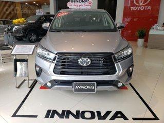 Toyota Innova 2020 - số sàn - 2.0MT - giá lăn bánh tại Toyota Tây Ninh - hỗ trợ 50% trước bạ tới 31-12-2020