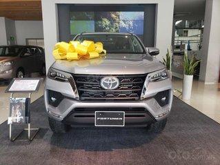 Toyota Fortuner 2021 - số sàn - 2.4MT - bảng giá lăn bánh tại Tây Ninh - ưu đãi trước bạ 50% tới 31-12-2020
