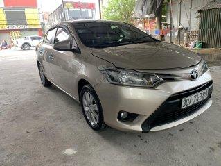 Cần bán Toyota Vios E 2015. Biển số Hà Nội, giá rẻ, hỗ trợ vay ngân hàng 60%